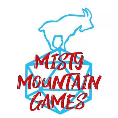 Misty Mountain Games Gift Card | Misty Mountain Games
