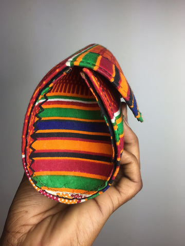 African Ketiyu Mini Purse