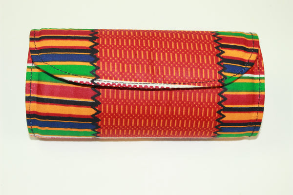 Front - African Ketiyu Mini Purse