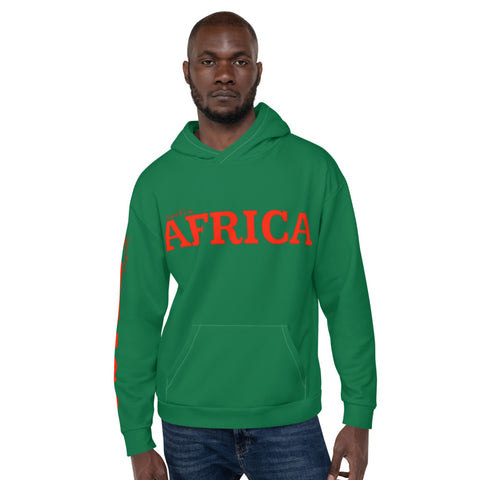 Unisex AFRICA Hoodie (Xmas edition)