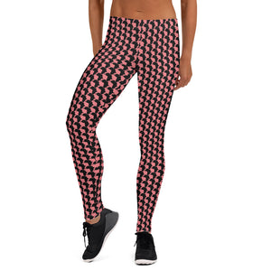 AFRICA By SooFire Leggings Style 2 (PINK)