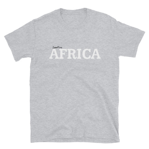 AFRICA Short-Sleeve Unisex T-Shirt (4 Colors)