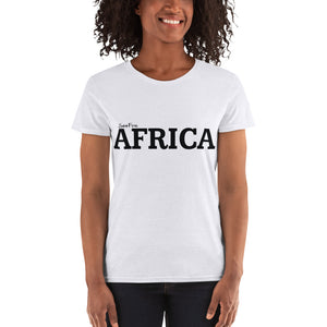 AFRICA By SooFire Women's short sleeve t-shirt