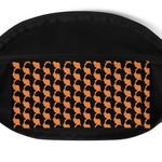 AFRICA CONTINENT Fanny Pack By SooFire (Orange)