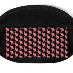 AFRICA CONTINENT Fanny Pack By SooFire (PINK)