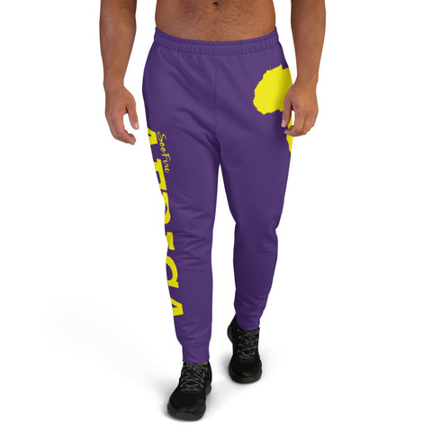Men's AFRICA Joggers (Lakers)
