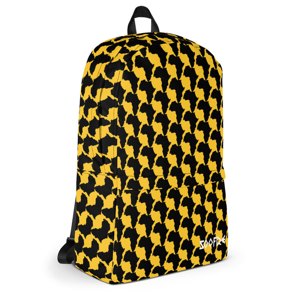 AFRICA Backpack Yellow