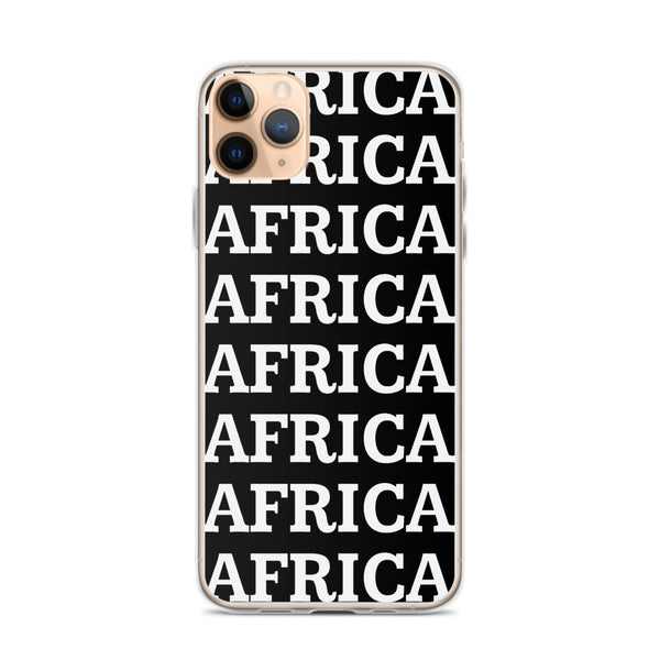 AFRICA iPhone Case
