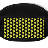 AFRICA CONTINENT Fanny Pack by SooFire (Neon & Black)