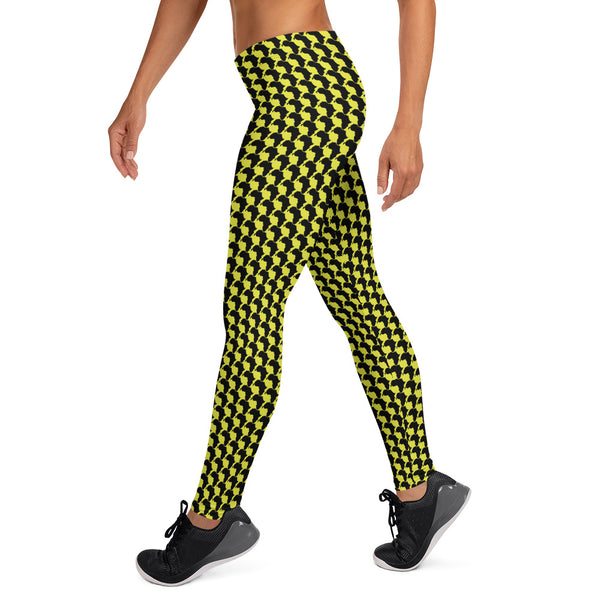 AFRICA By SooFire Leggings Style 2 (NEON)