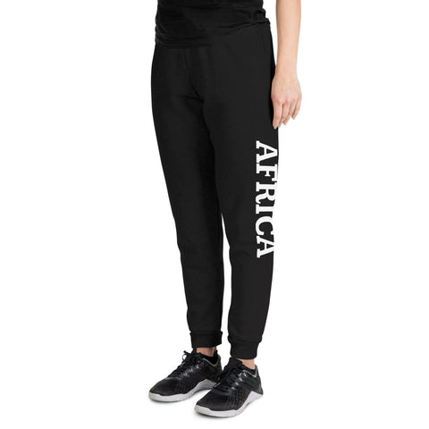 AFRICA Unisex Joggers Pants Bottoms