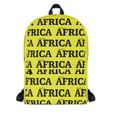 AFRICA Backpack (NEON)
