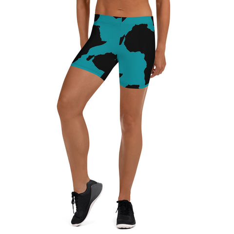 AFRICA By SooFire Shorts Style 2 (TORQ)