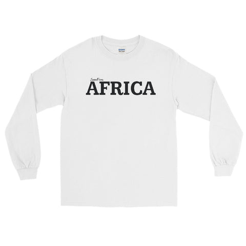 AFRICA By SooFire Men's Unisex Long Sleeve Shirt