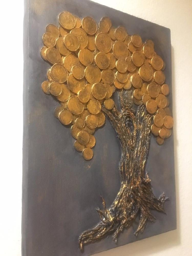 Decorative art: Abundance Tree