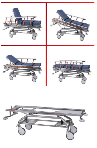 Patient Transfer Stretcher AD 227.DPM.100