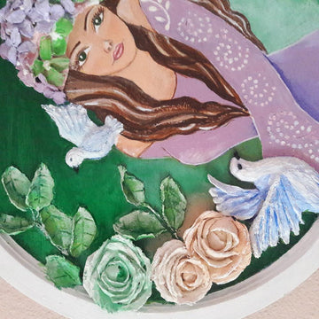 Decorative art: Fairy