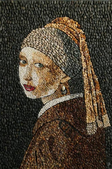 Decorative Art : Girl With a Pearl Earring