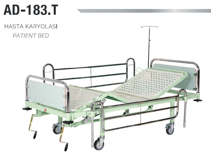 Patient Bed AD 183 T