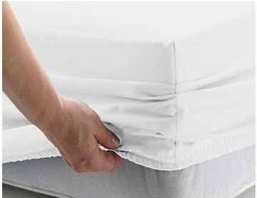 210 TC Fitted Sheet