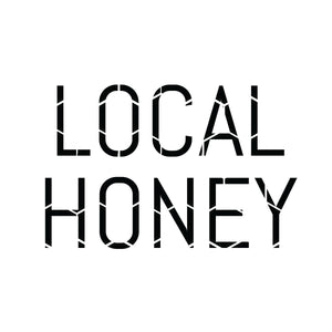 LOCAL HONEY CO. LOGO