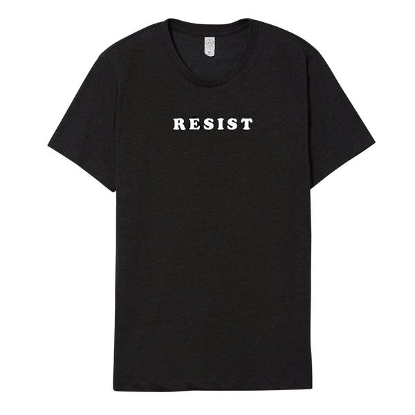 """RESIST"" RACISM - UNISEX GRAPHIC T-SHIRT"