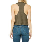 BAUHAUS 'LOCAL HONEY' CROPPED RACERBACK TANK - OPTIONS