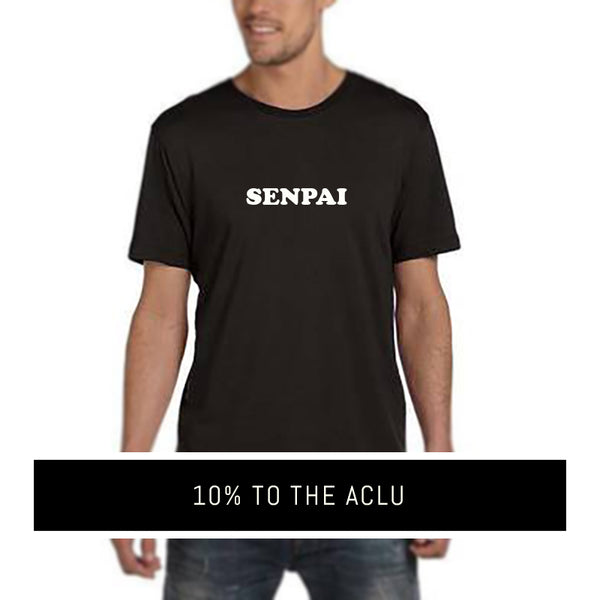 'SENPAI' UNISEX T-SHIRT - OPTIONS!