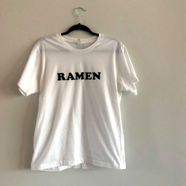 "EVERYBODY LOVES ""RAMEN"" TEE"