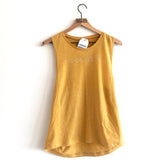 'GOLDEN' MUSCLE TANK