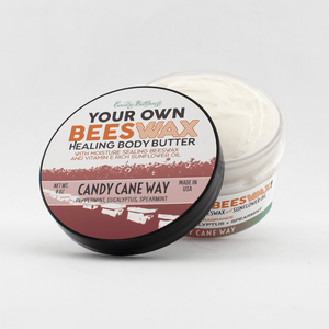 Your own Beeswax Healing Body Butter