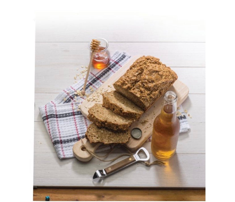 Beer bread mix whole wheat