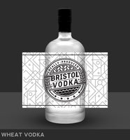Bristol Vodka | 40%  70cl