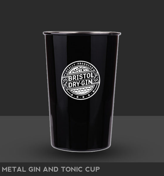 Metal Disco Cup | 400ml