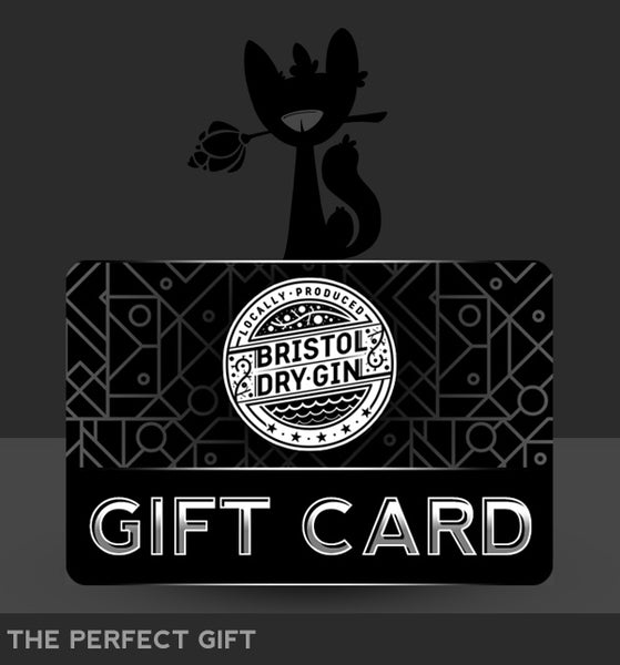 Gift Card for the Bristol Dry Gin Shop