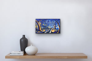 'Ruskin Night'    Lifetime Open Edition     Canvas