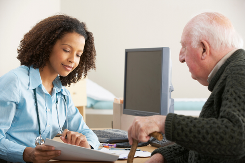 doctor and patient, understanding health care, confusing diagnosis