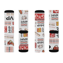 Load image into Gallery viewer, MVP Sublimation Socks