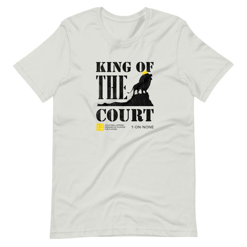 King Of The Court Unisex T-Shirt