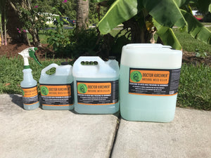 Natural Weed Killer -1 Quart