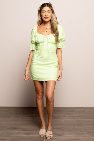 Limeade Dress in Limeade