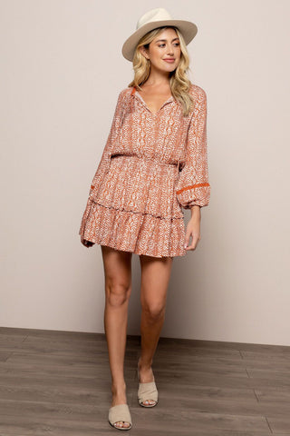 Tinsley Dress in Print