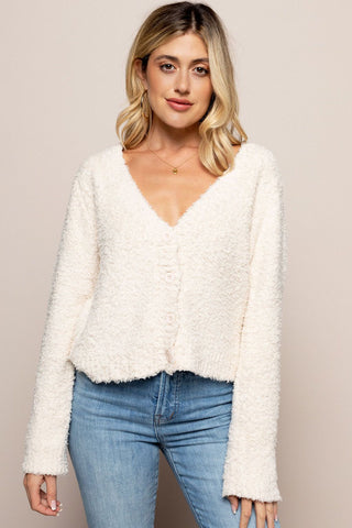 Sydney Cardigan in Cream