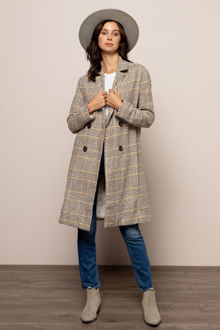 Clemence Jacket in Multicolor