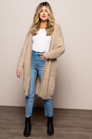 Have to Have This Cardigan in Taupe