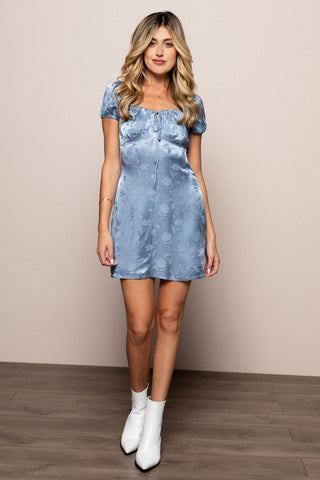 Baby Spice Dress in Blue