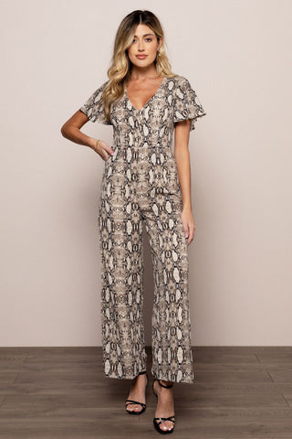 It Girl Jumpsuit in Multicolor