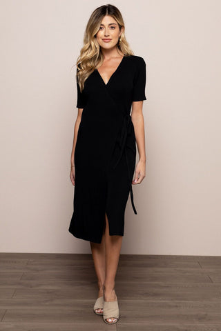 Sarah Dress in Black