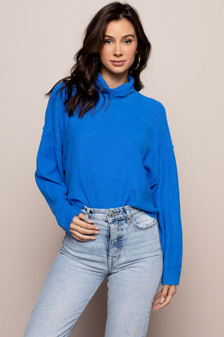 Cindy Sweater in Blue