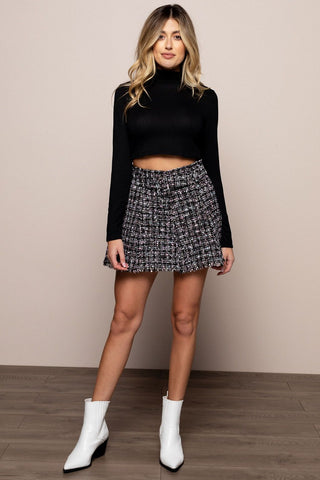 Jackie O Skirt in Multicolor